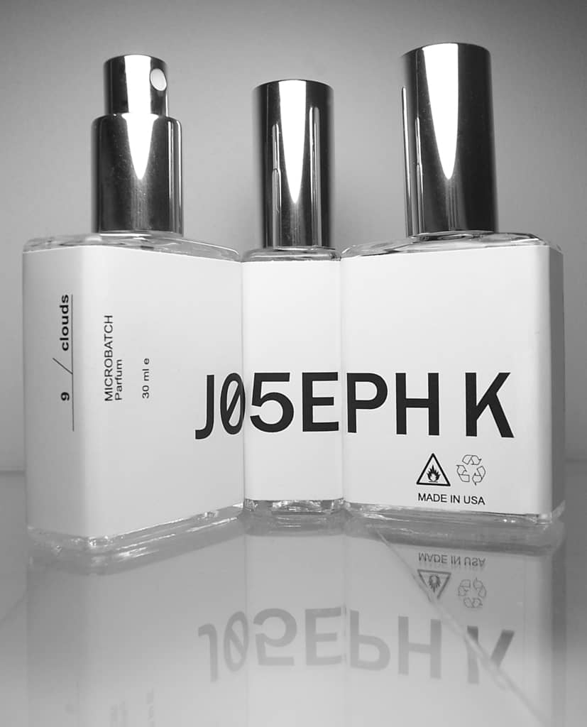 JØ5EPH K – Contemporary Perfume Architecture