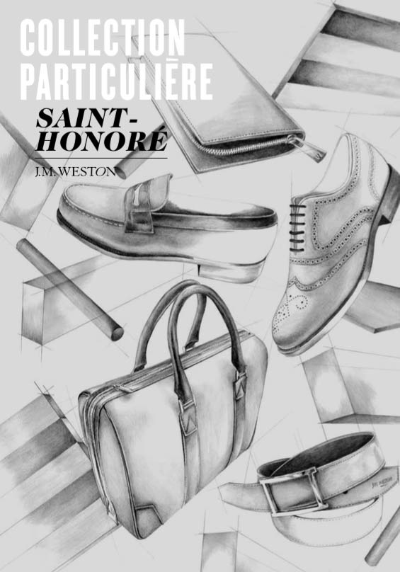 JM Weston 2015 Collection Particulière Saint-Honoré, Timeless elegance.