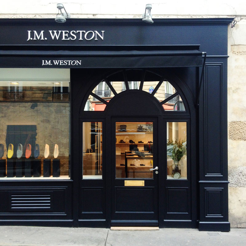 JM-Weston-new-store-paris-facade