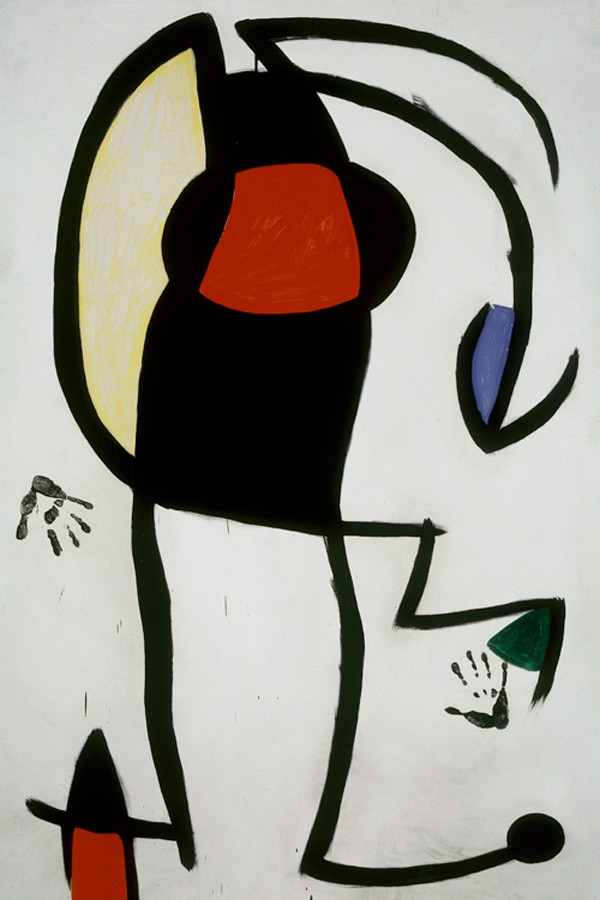 Joan_Miro_Woman_in_the_street