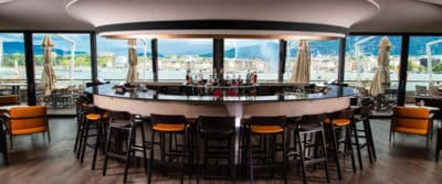 The FloorTwo Bar Terrasse By Kempinski Geneva Is Now Open For The Summer Season