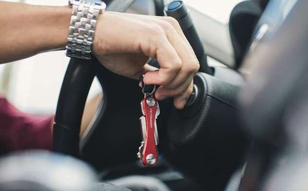 Key-Smart-in-the-car