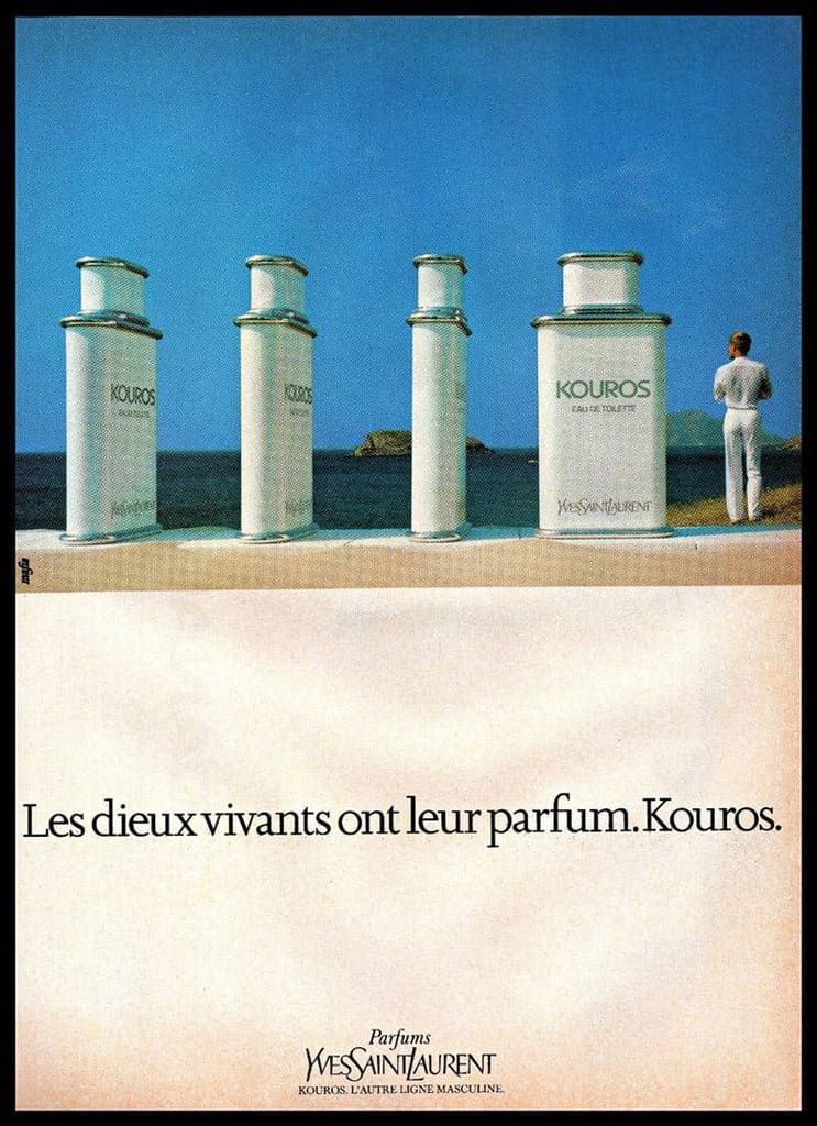 Kouros-Yves-Saint-Laurent
