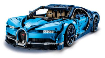 LEGO® TECHNIC BUGATTI CHIRON – The Beast released.