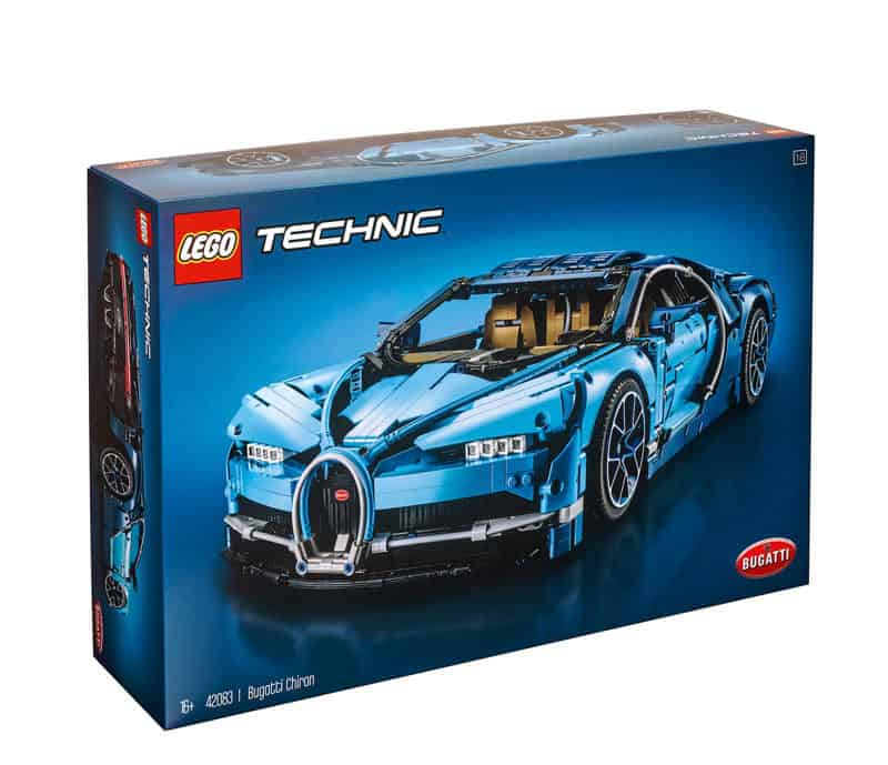 lego technic bugatti chiron the beast released luxury activist. Black Bedroom Furniture Sets. Home Design Ideas