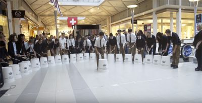 Video: when Swiss Tradition meets Pop Music, by La Cote International School
