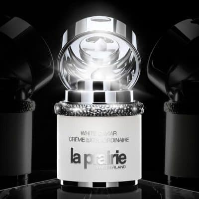 La Prairie White Caviar Creme Extraordinaire: Pure Light!