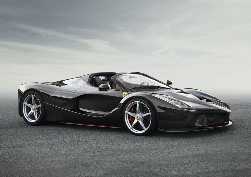 LaFerrari-open-top-limited-edition