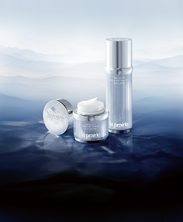 La Prairie Cellular Swiss Ice Crystal collection, the 2015 new launches