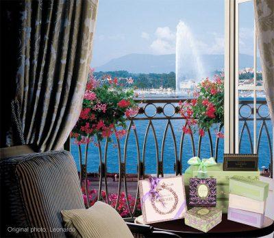 Breaking luxury news: Ladurée opens at Quai des Bergues in Geneva!
