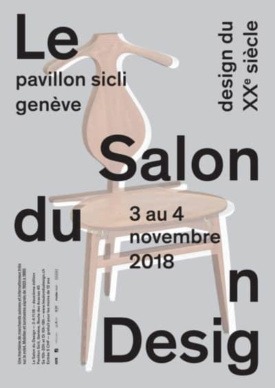 Le Salon Du Design- 3rd to 4th of November 2018- Second Edition in Geneva