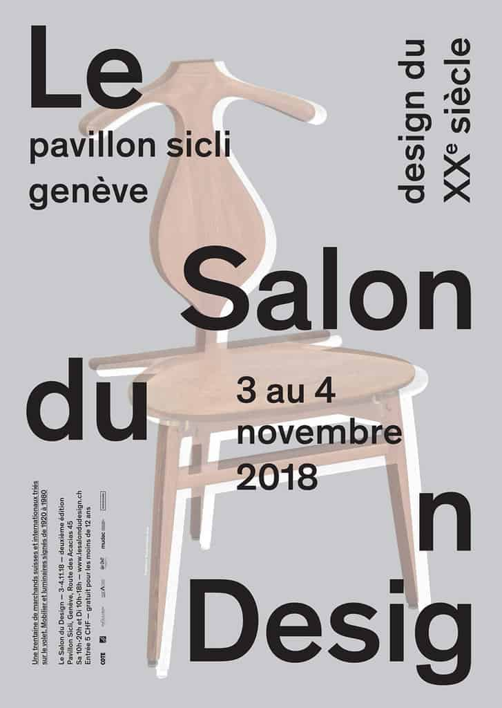 Le salon du design 3rd to 4th of november 2018 second for Salon du design