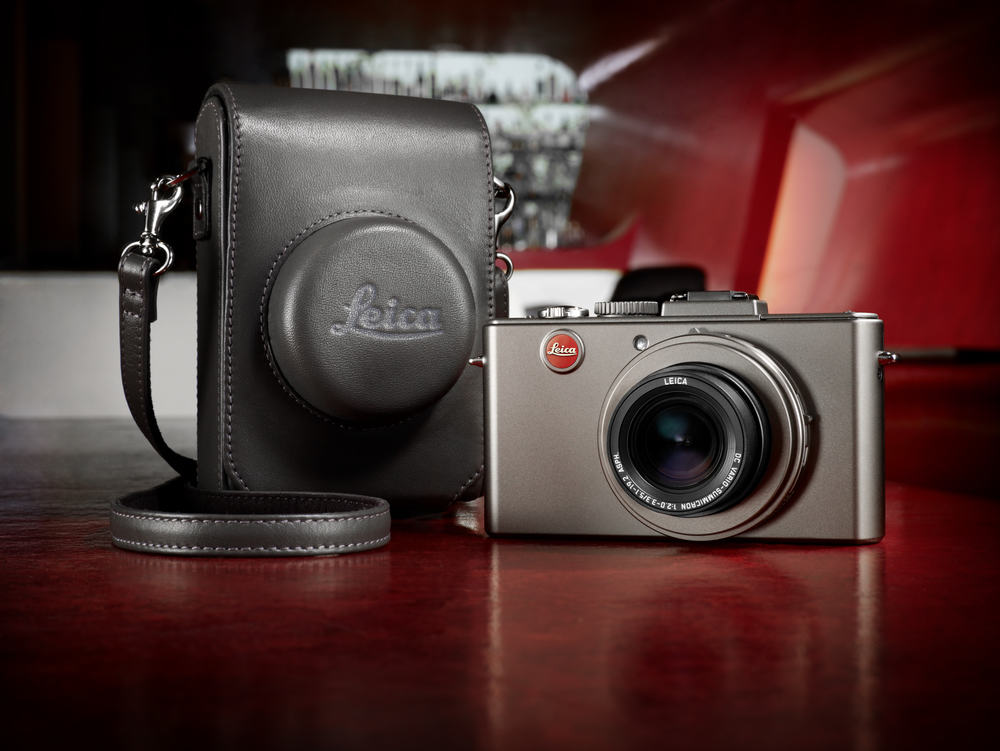 Leica D-Lux 5 – The Titanium edition