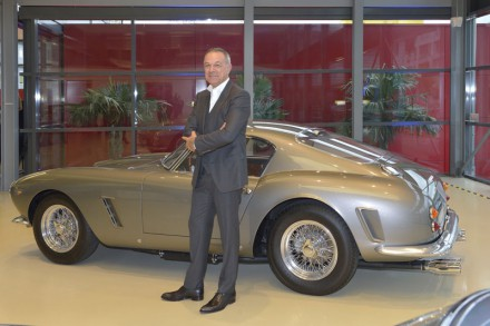 Modena Cars SA in Geneva adds Ferrari Classiche badge to their service portfolio