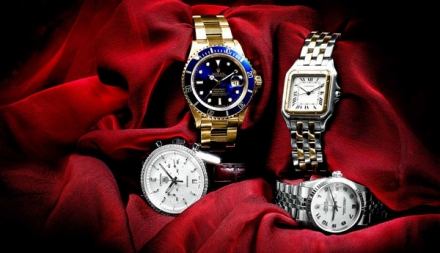Never Apologize For Owning A Luxury Watch
