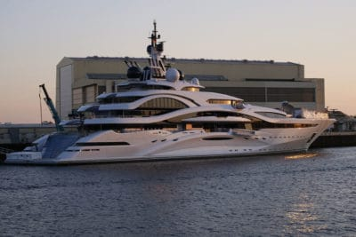 5 Tips to Protect Your Luxury Yacht From Thieves