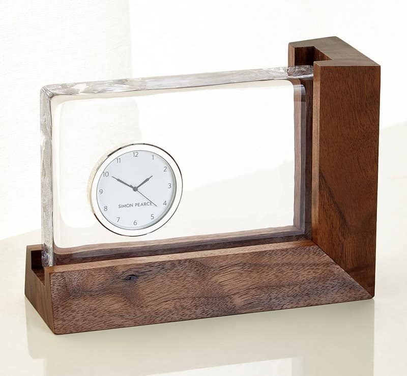Luxury-desk-clock