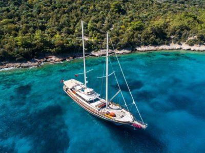 Luxury holidays on the Turkish coastline