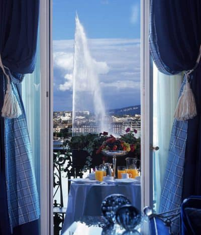 Top 5 Best Luxury Hotels in Geneva.