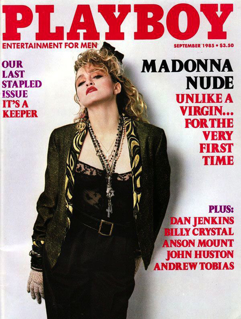 Madonna-Playboy-cover