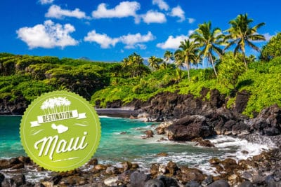 Planning a luxury vacation in Maui, Hawaii