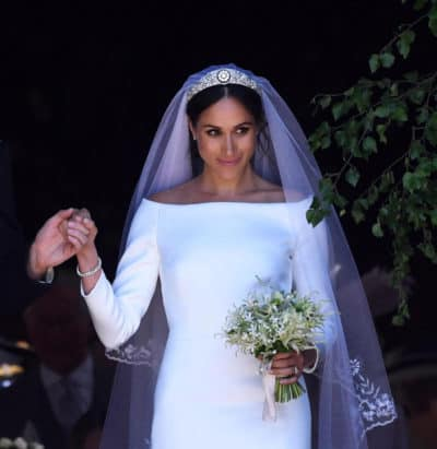 The Royal Wedding: A Closer Look Into That Givenchy Dress!