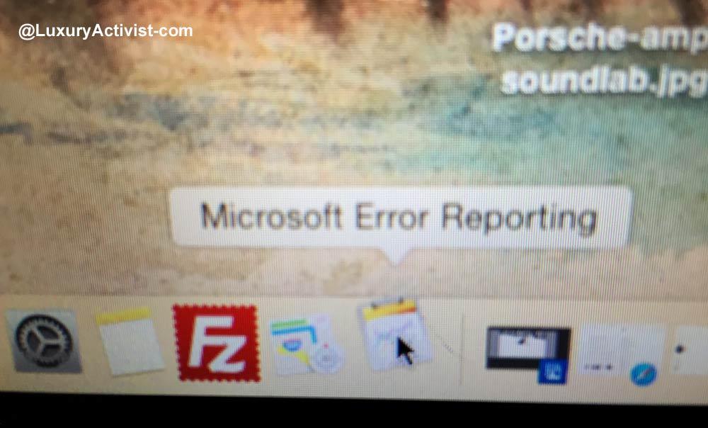 Microsoft-Office-365-error-report
