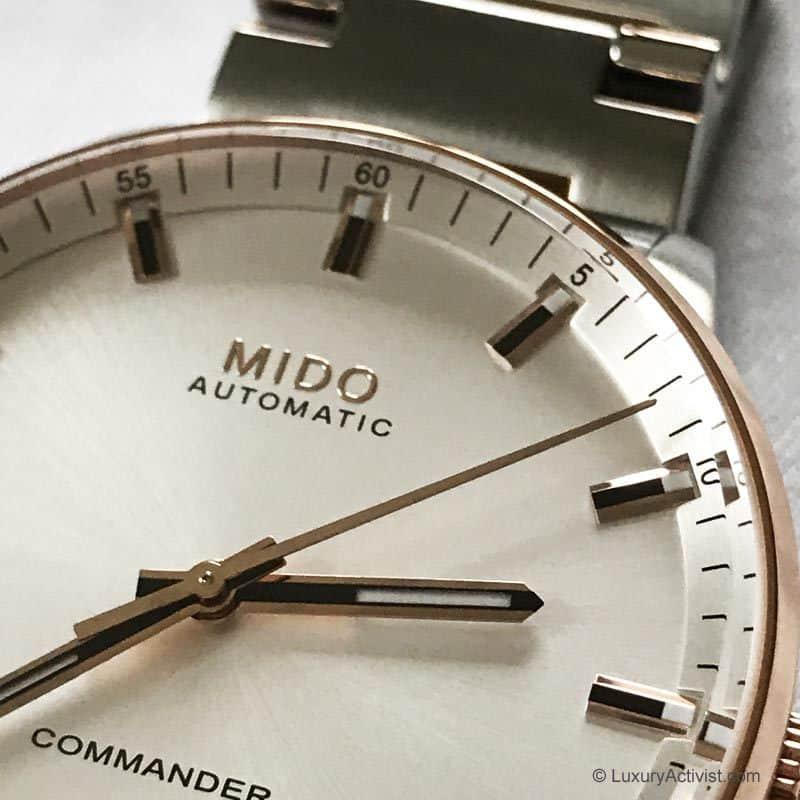 Mido-Commander-II-dial-hands-zoom
