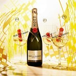 Moët & Chandon, a success story with a  innovative spirit.