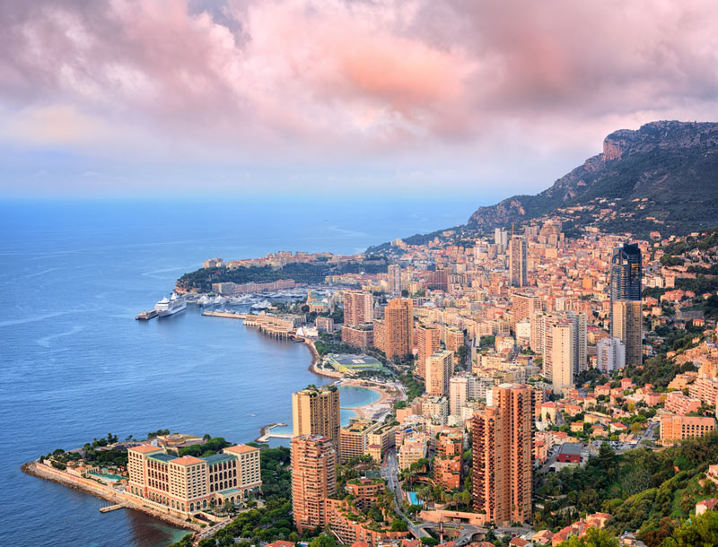 Monaco-French-Riviera