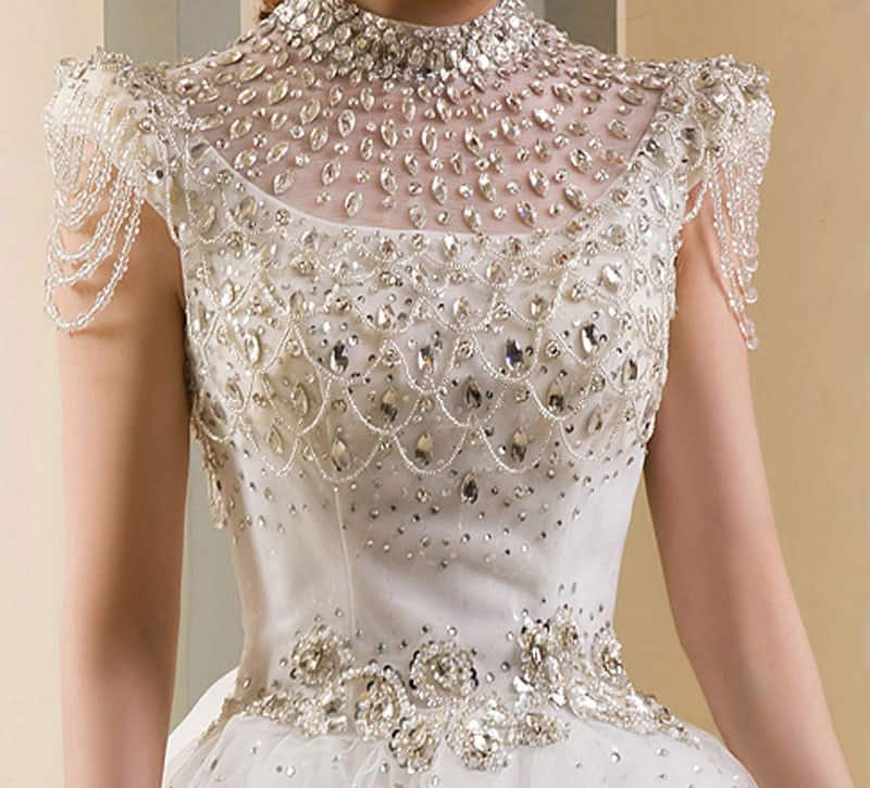 Most-expensive-wedding-dress-in-the-world