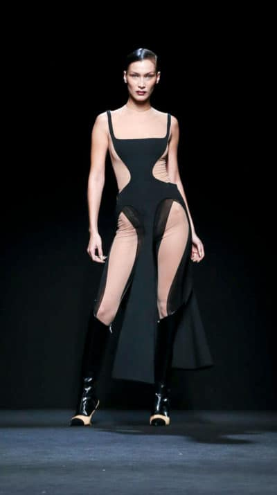 Mugler F/W 2020-21 – Your Body Is Your Temple