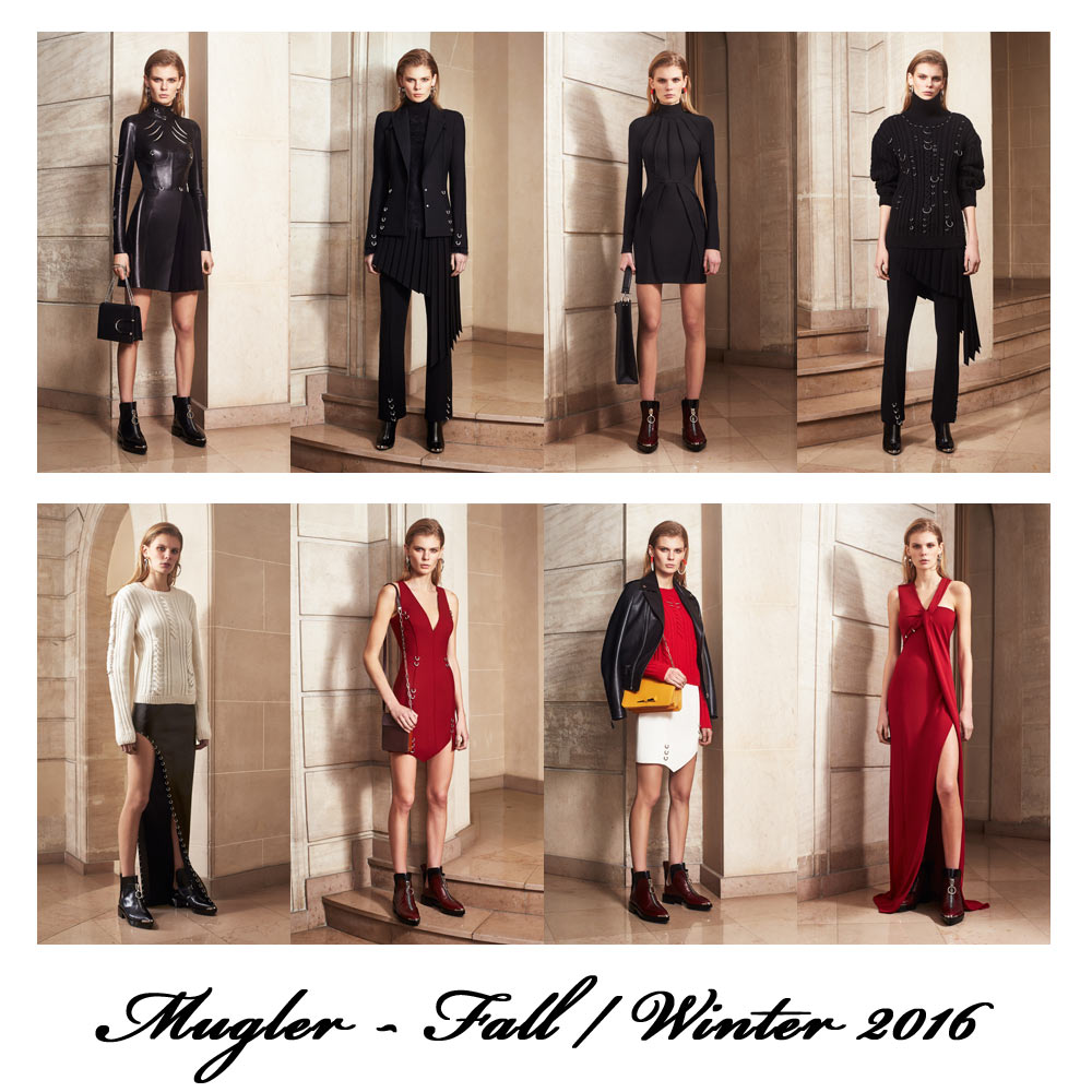 Mugler fashion, the exceptional heritage in a dazzling future.