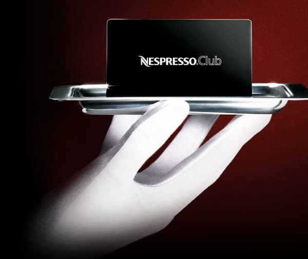 Swiss Luxury brands digital strategies  Luxury Activist -> Nespresso Club