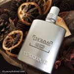 L'Homme Cologne Cedrat by l'Occitane. Gentleman's signature.