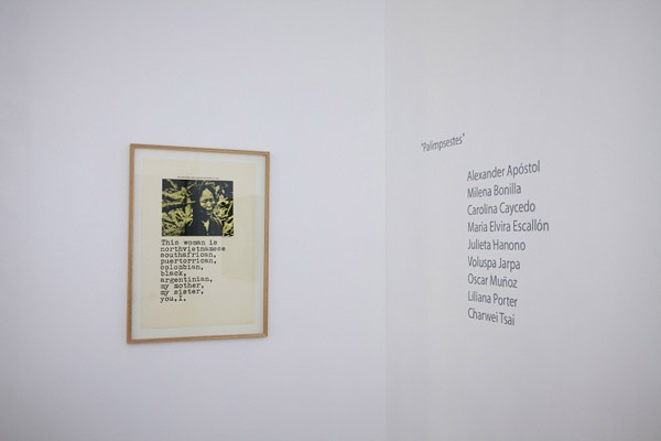 Palimpsestes-exhibition
