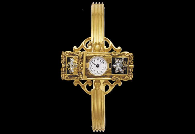 Patek-First-Wrist-watch