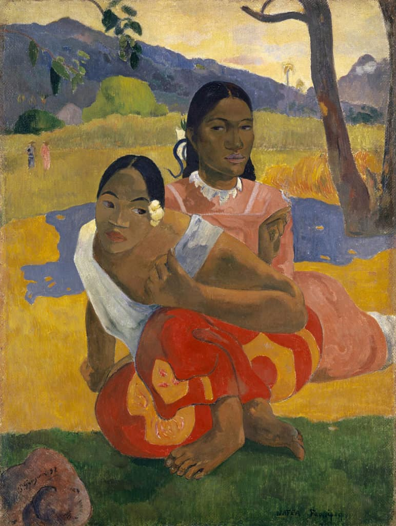 Paul-Gauguin-Nafea-Faa-Ipoipo-1892