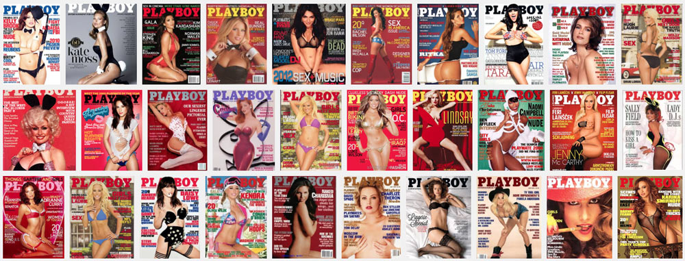 Playboy-cover