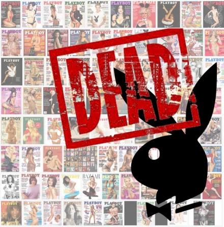 Playboy will be nude-free from 2016… noooooooo!