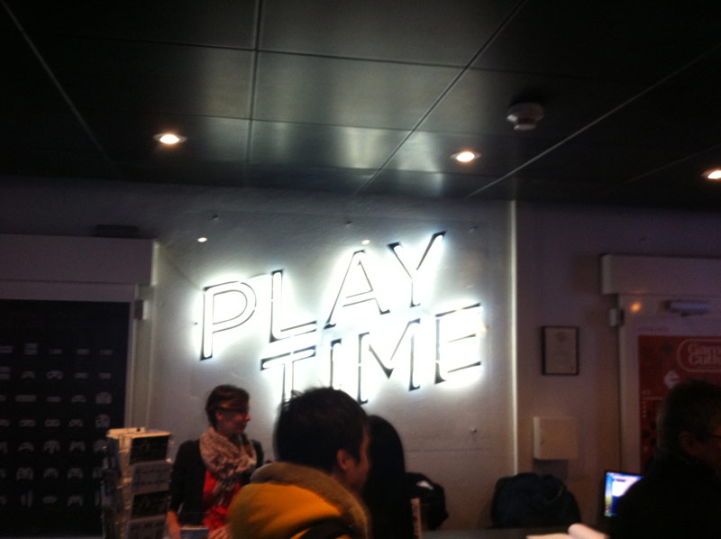 Playtime, video games mythologies in Switzerland.