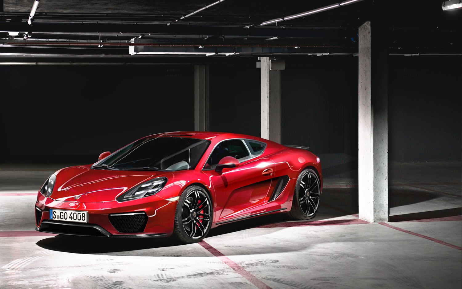 The Most Expected Luxury Sport Cars Until 2017 Luxury