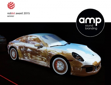 """Sound of Porsche: Stories of a Brand"", a sensorial experience in the heart of a 911 by amp."