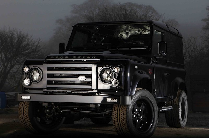 Land Rover Defender by Prindiville Design