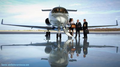 Reasons to change from Business Class to Private Jet Travel