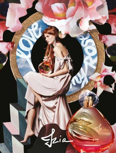 Sisley Izia, a fragrance for all the facets of a woman