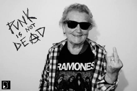 Punk will never die. It is just a matter of eternal re-start.