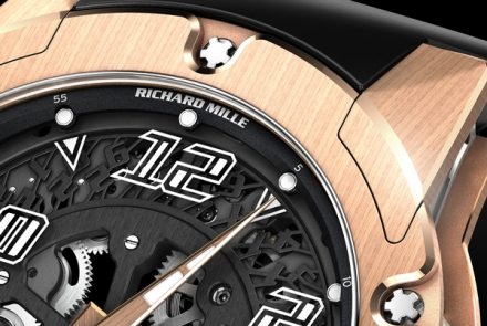 Richard Mille Pre-SIHH 2015: RM 33-01 Automatic watch