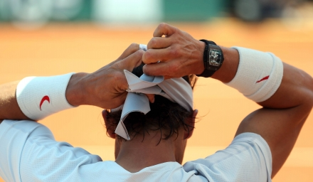 Rafael Nadal, ambassador for Richard Mille, wins Roland Garros