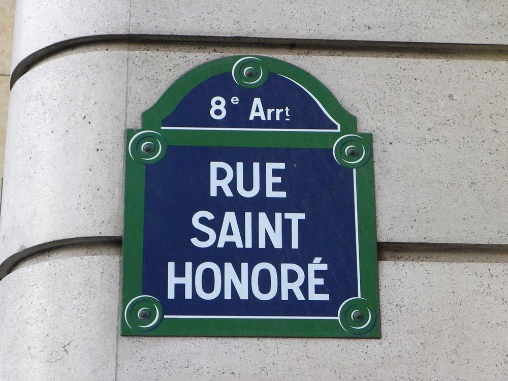 Rue-Saint-Honore-paris